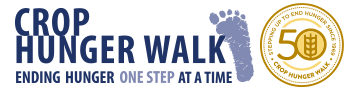crop hunger walk logo